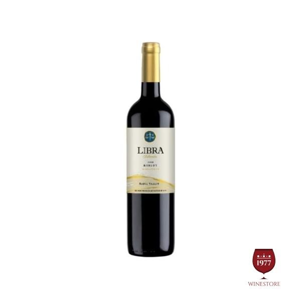 Rượu Vang Libra Selection Merlot – Vang Chile Giá Tốt Winestore1977
