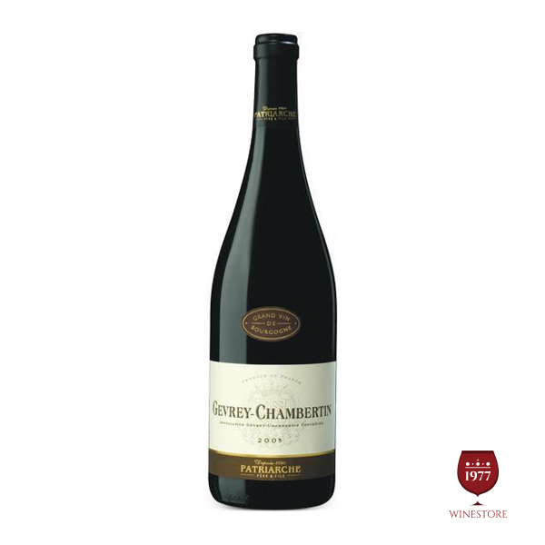 Rượu Vang Patriarche Charmes Chambertin – Vang Pháp Cao Cấp