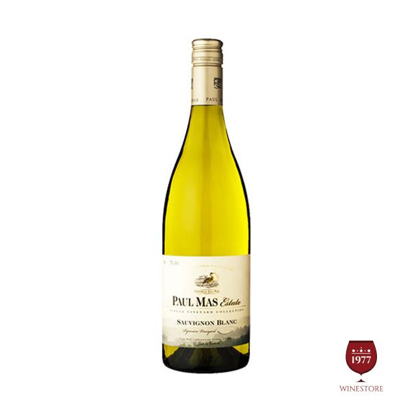 Rượu Vang Paul Mas Estate Sauvignon Blanc – Mua Vang Pháp Ngon