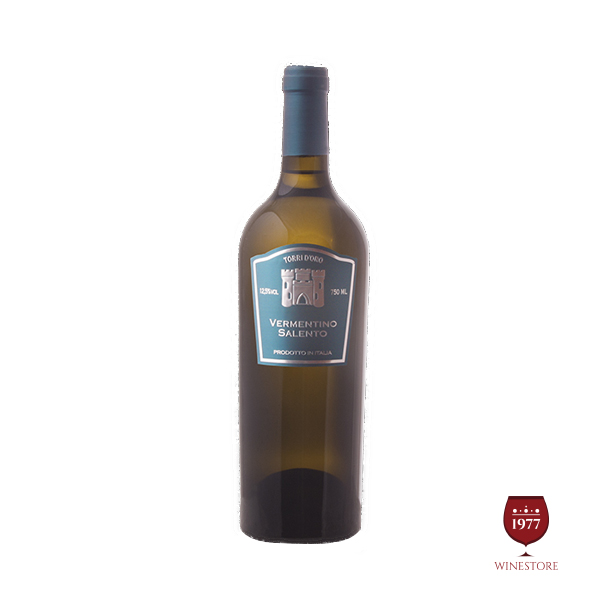 Rượu Vang Torrid Oro Vermentino – Vang Ý Thượng Hạng