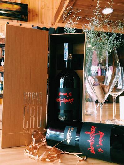 rượu vang Ý cao cấp Anima di Negroamaro