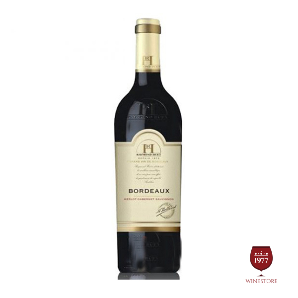 Rượu Vang Raymond Huet Merlot Cabernet Sauvignon – Vang Pháp