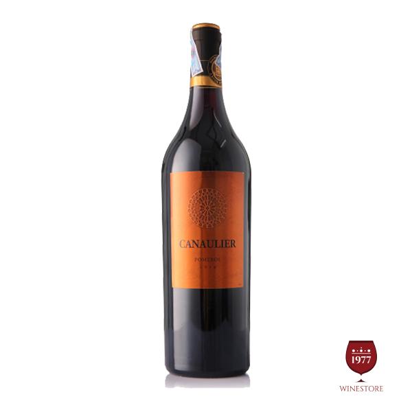 Rượu Vang Canaulier Pomerol AOC – Mua Vang Pháp Cao Cấp Giá Tốt