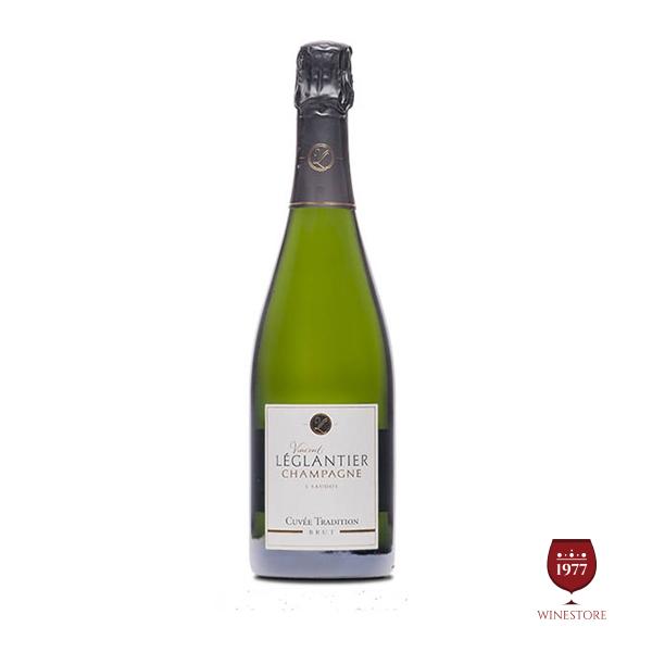 Rượu Vang Champagne Vincent Lèglantier – Vang Nổ Pháp Thượng Hạng