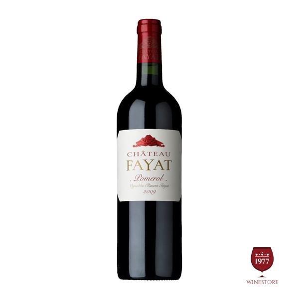 Rượu Vang Chateau Fayat – Sản Phẩm Vang Pháp Nhập Khẩu