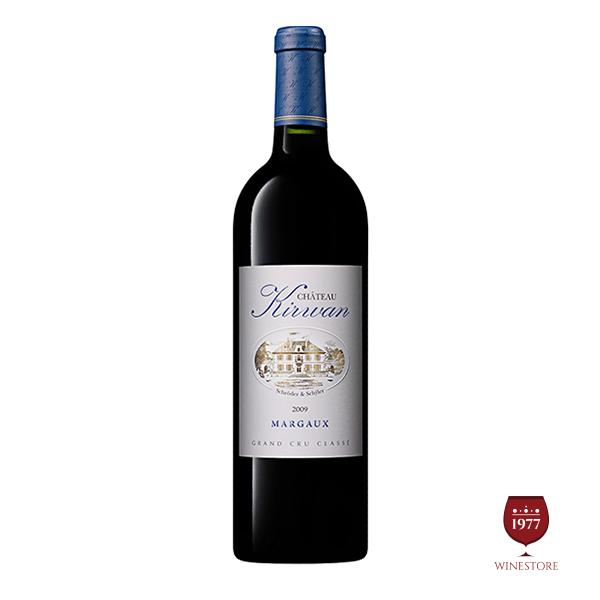 Rượu vang Chateau Kirwan – Vang Pháp Nhập Khẩu Thượng Hạng