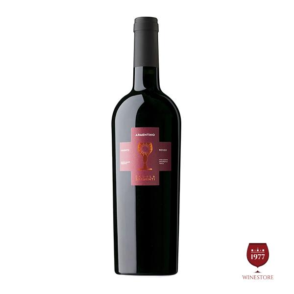 Rượu Vang Armentino IGT – Vang Chén Thánh Ý Cao Cấp