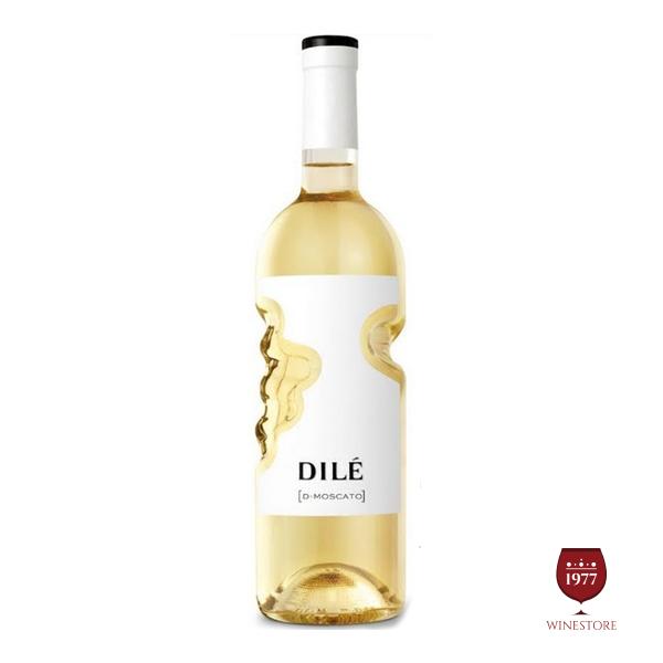 Rượu Vang Dile D Moscato – Vang Ý Ngọt Giá Tốt Chính Hãng