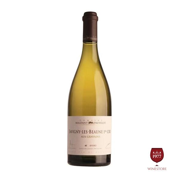 Rượu Vang Domaine Maldant-Pauvelot-Savigny Les Beaune 2011