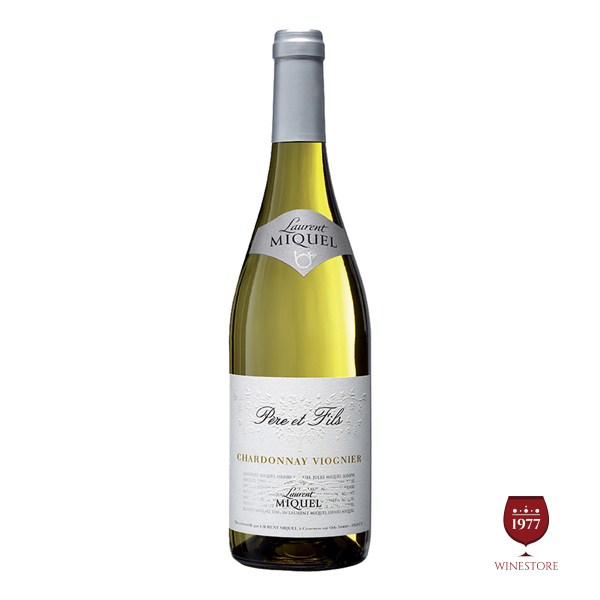 Rượu Vang Laurent Miquel Pere Et Fils Chadonnay Viognier – Vang Pháp
