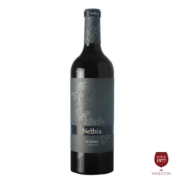 Rượu Vang Nebbia 22 Meses – Vang Tây Ban Nha Cao Cấp