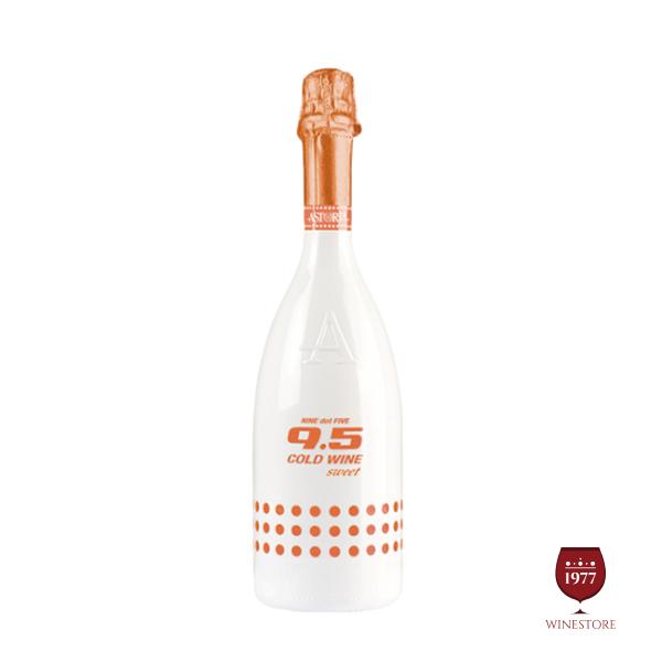 Rượu Vang Nổ 9.5 Cold Wine Sweet White – Vang Nổ Ý