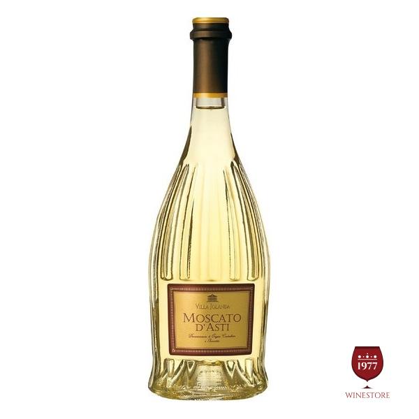 Rượu Vang Nổ Villa Jolanda Moscato D'asti – Vang Nổ Ý