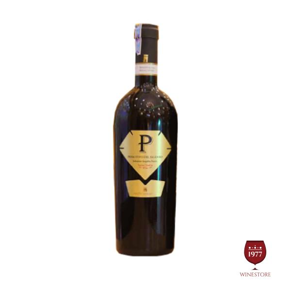 Rượu VangP Primitivo Di Manduria – Vang Ý Nhập Khẩu Giá Tốt