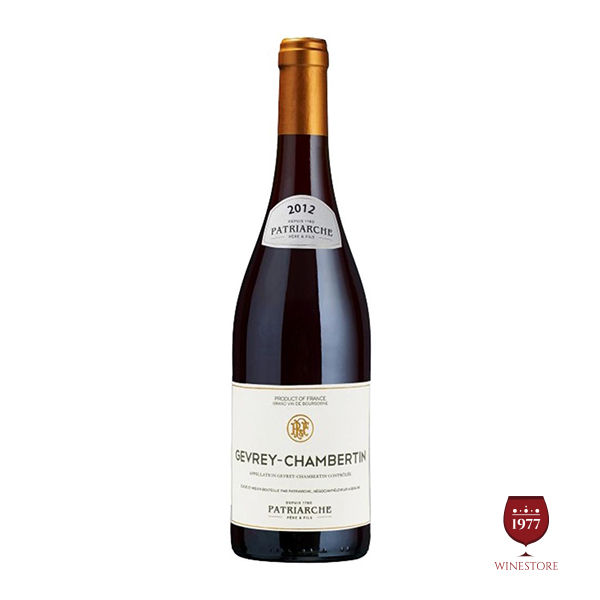 Rượu Vang Patriarche – Gevrey Chambertin Les Corbeaux- Vang Pháp