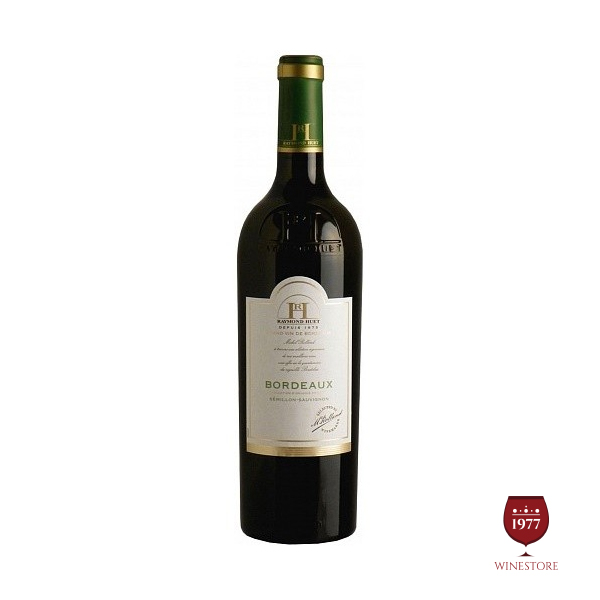 Rượu Vang Raymond Huet Semillon Sauvignon – Vang Pháp Cao Cấp