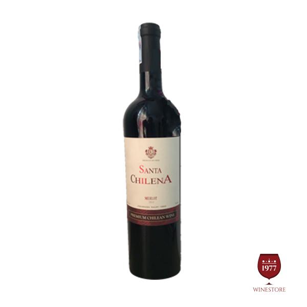 Rượu Vang Santa Chilena – Mua Vang Chile Nhập Khẩu Giá Tốt