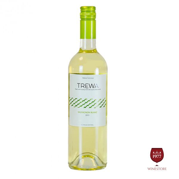 Rượu Vang Trewa Classico Sauvignon Blanc – Vang Trắng Chile Nhập