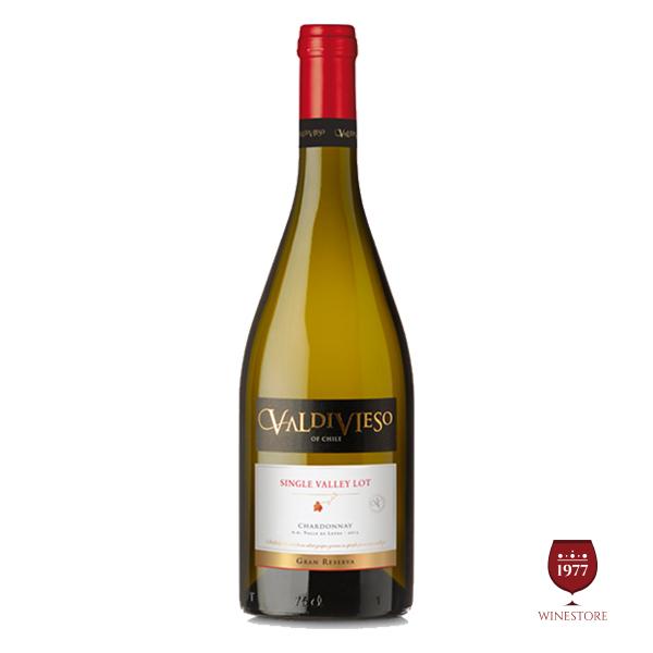 Rượu Vang Valdivieso Gran Chardonnay – Vang Chile Chính Hãng
