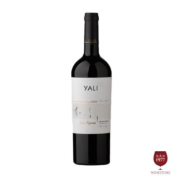 Rượu Vang Yali Gran Reserva – Vang Đỏ Chile Nhập Khẩu Giá Tốt