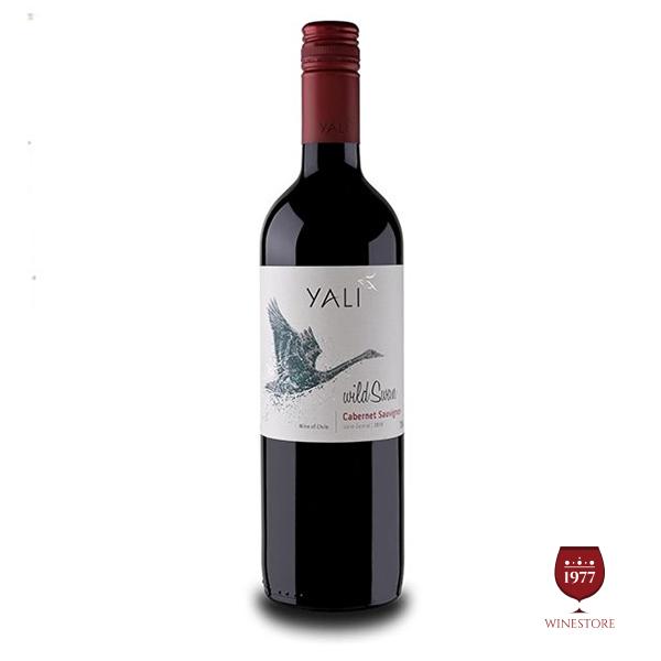 Rượu Vang Yali Swan Cabernet Sauvignon – Vang Chile Nhập Khẩu