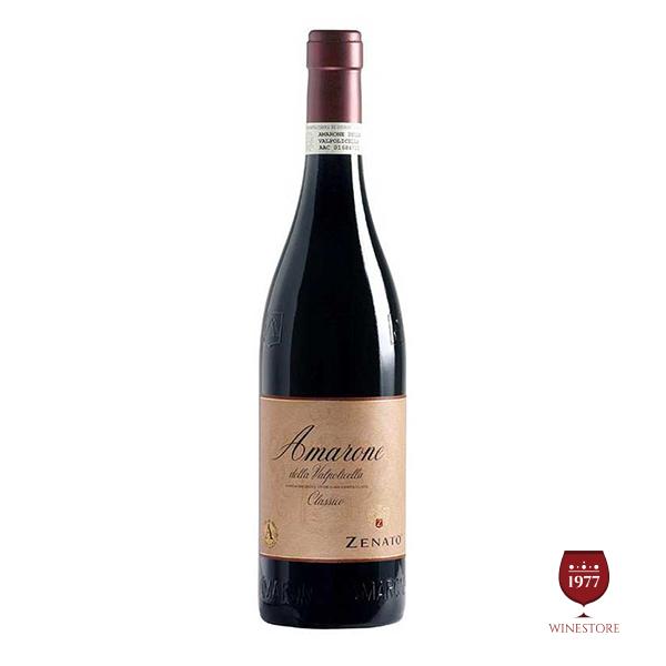 Rượu Vang Zenato Amarone Della Valpolicella Classico – Vang Ý Cao Cấp