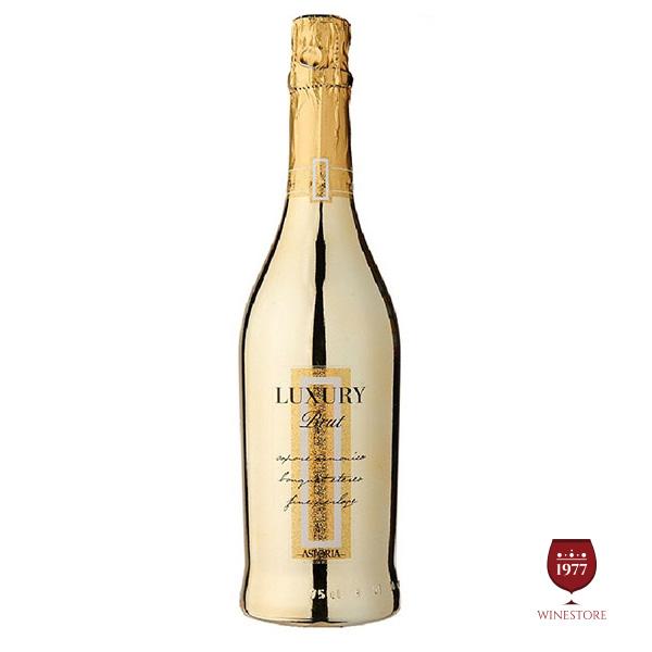 Rượu Vang Nổ Sparkling Wine Luxury Gold