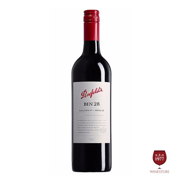 Rượu Vang Penfolds Bin 28 Kalimna Shiraz – Mua Vang Úc Cao Cấp
