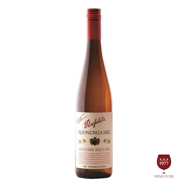 Rượu Vang Penfolds Koonunga Hill Autumn Riesling – Vang Úc Nhập Khẩu
