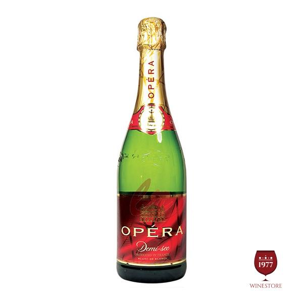 Rượu Vang Nổ Opera Demi Sec – Vang Nổ Nhập Khẩu Pháp