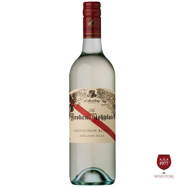 Rượu Vang D'Arenberg The Broken Fishplate Sauvignon