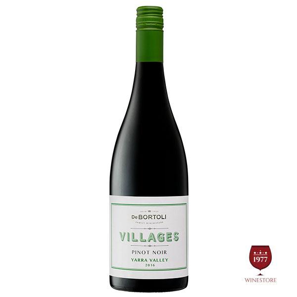 Rượu Vang De Bortoli Villages Yarra Valley Pinot Noir