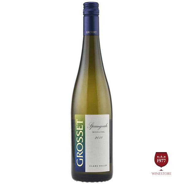 Rượu Vang Grosset Springvale Riesling