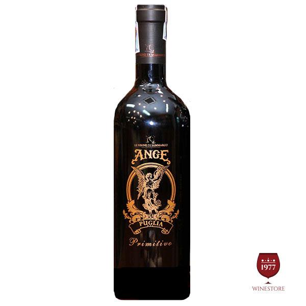 Rượu vang Ange Puglia Primitivo – Rượu Vang 18 độ
