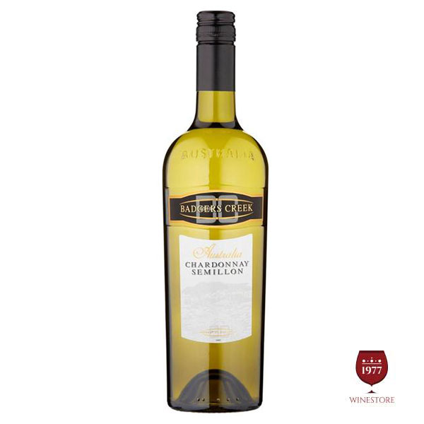 Rượu vang Badgers Creek Chardonnay Semillon