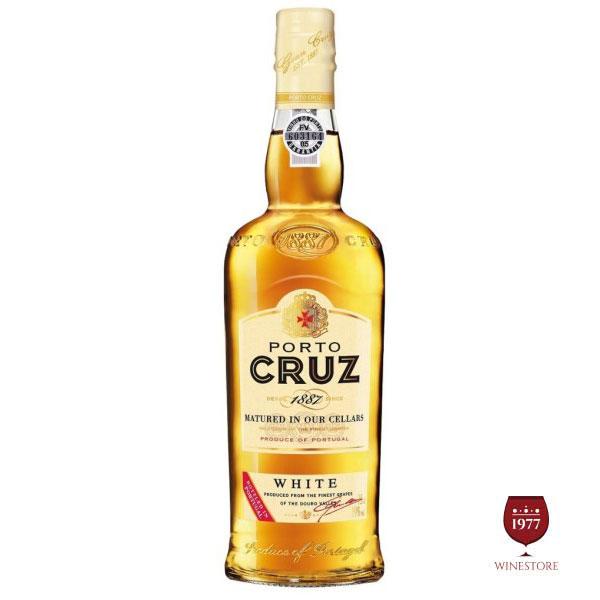 Rượu vang Porto Cruz White – Rượu Vang 19 độ