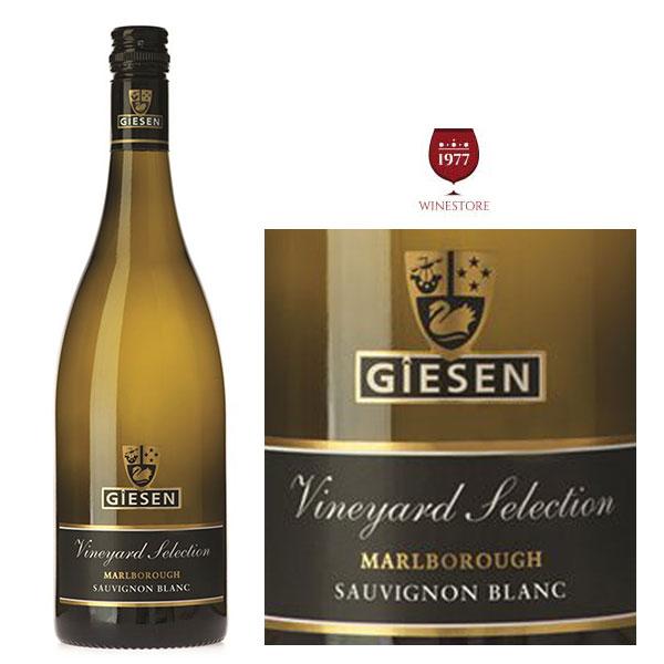 Rượu Vang Giesen Vineyard Selection Sauvignon Blanc