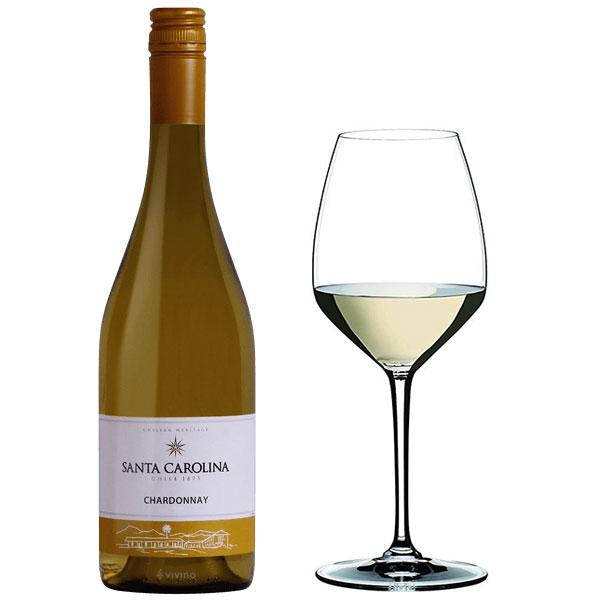 Rượu Vang Santa Carolina Carolina Chardonnay