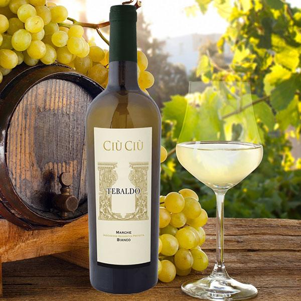 Rượu vang Ciù Ciù Tebaldo