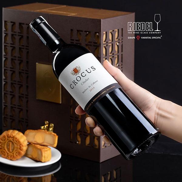 Rượu vang CrocusL'Atelier