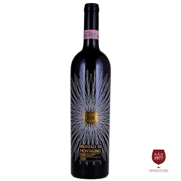 Rượu vang Luce Brunello Di Montalcino – MUA 6 TẶNG 1