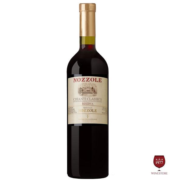 Rượu vang Nozzale – MUA 6 TẶNG 1