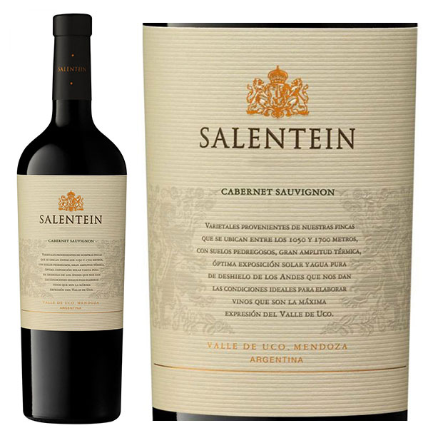 Rượu vang Salentein Barrel Selection Cabernet Sauvignon