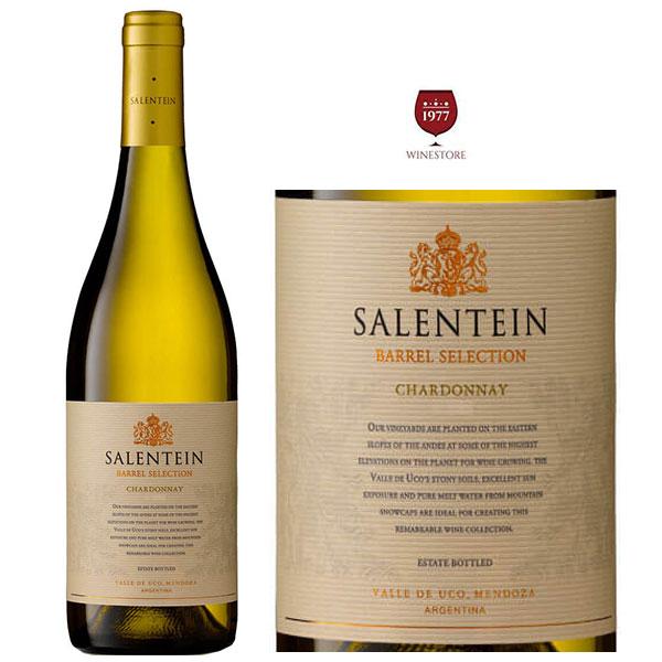 Rượu vang Salentein Barrel Selection Chardonnay