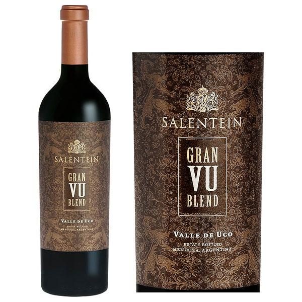 Rượu vang Salentein Gran VU Blend