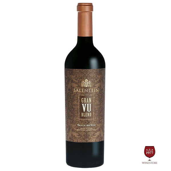 Rượu vang Salentein Gran VU Blend – GÍA SỐC