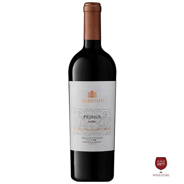 Rượu vang Salentein Primus Malbec – GIÁ SALE