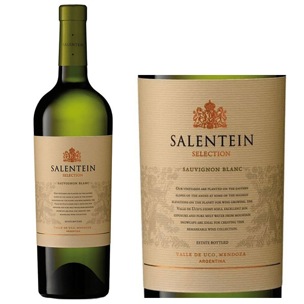Salentein Barrel Selection Sauvignon Blanc