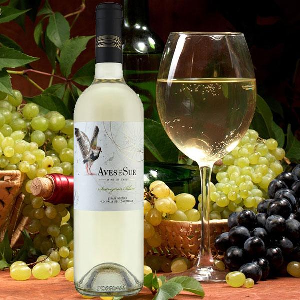 Rượu vang Aves Del Sur Clasico Sauvignon Blanc
