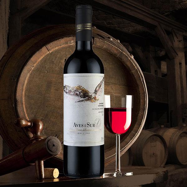 Rượu vang Aves Del Sur Gran Reserva CabernetSauvignon